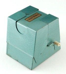 Culbertson Canasta Card Shuffler Wallin Foster 1950s