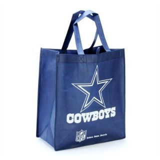 Dallas Cowboys NFL Football Tote Gift Shopping Bag
