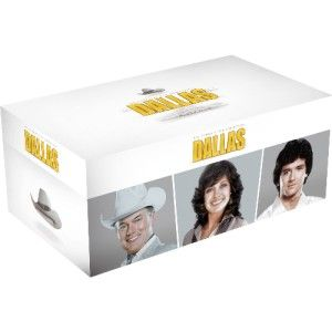 Dallas Complete Series Seasons 1 14 New 105 Disc DVD Set English