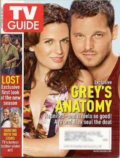 Greys Anatomy   Justin Chambers and Elizabeth Reaser hook up for a