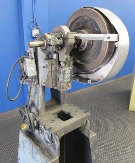 david j ross 5 ton heavy duty obi punch press
