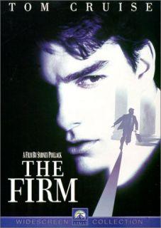 The Firm Tom Cruise Jeanne Tripplehorn Gene Hackman Suspense Thriller