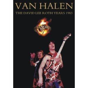 Van Halen The David Lee Roth Years