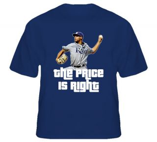 david price is right t shirt