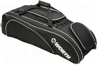 Worth Cbag Custom Players Equipment Bat Bag White