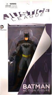 DC DIRECT COMICS THE NEW 52 JUSTICE LEAGUE BATMAN 7 ACTION FIGURE
