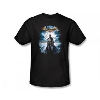 Batman Arkham Asylum Cover DC Comics Video Game T Shirt