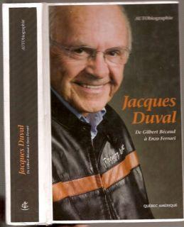 Jacques Duval Père Du Guide de L'Auto Biographie 2007