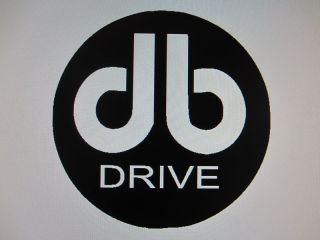 DB Drive Car Audio Decal Sticker Available in 21 Colors