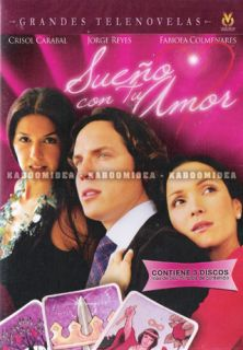 All Regions ; Sueno Con Tu Amor is presented in full screen.