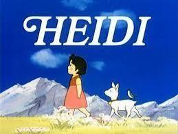 Heidi La Niña de Los Alpes Serie Completa Español Latino