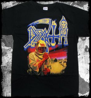 Death Leprosy Official T Shirt Death Metal