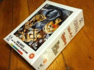 Dario Argento The Neo Giallo Collection Box Set Region 2