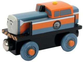 Dart and Den Thomas and Friends Wooden Engine Train Set C