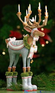 Patience Brewster Krinkles Dash Away Dasher Reindeer