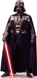 Star Wars Darth Vader Lifesize Cardoard Standup Poster 656