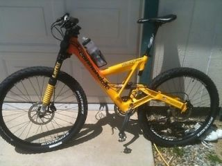 Cannondale Super V 700sx Full Suspension Mountain Bike
