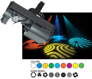 American DJ x Scan LED Plus DMX Scanner Light Effect