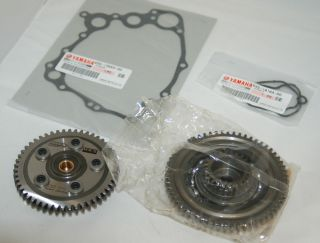 FZS Riva Yamaha supercharger Upgrade Kit Clutch Dampener Gaskt