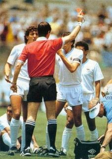 1986 World Cup Scotland Uruguay DVD English Commentary Entire Match