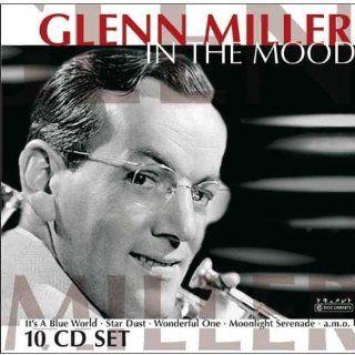 Glenn Miller in The Mood 10 CD Set 203 Original Hits