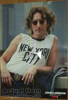 Page Poster The Beatles Van Halen David Lee Roth Eddie LK9