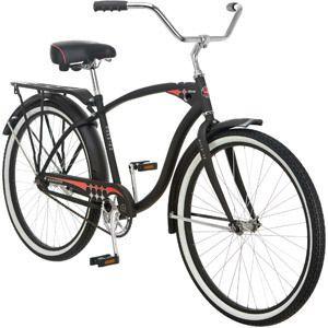Schwinn Mens Delmar 26 Inch Beach Cruiser Bike Bicycle NEW Steel Frame