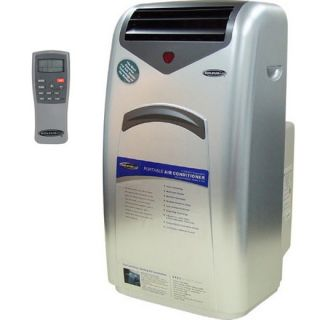 Heat Pump AC Compact Room A C Heater Dehumidifier Fan