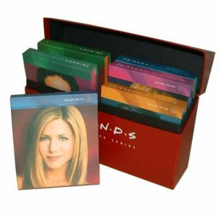 Friends   The Complete Series Collection (DVD, 2006, 40 Disc Set) NEW