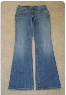 David Kahn Lauren Bootcut Stretch Jeans Size 6 JN151