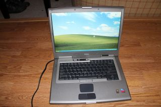 Dell Latitude D800 Laptop Notebook