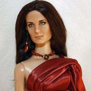 Serafina Pekkala Repaint OOAK  Demi Moore  with OOAK Outfit