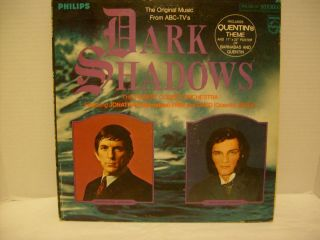 Soundtrack Robert Cobert Jonathan Frid David Selby Album 1969