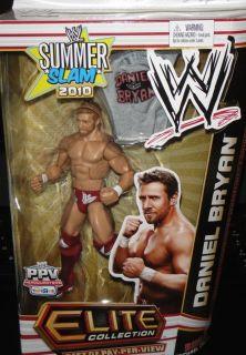 DANIEL BRYAN MATTEL WWE FIGURE ELITE TOYS R US EXCLUSIVE BEST OF 2011