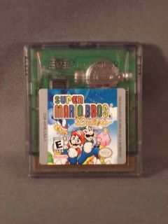 Nintendo Game Boy Color Super Mario Bros Deluxe Game 045496730925