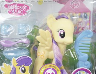 Sunny Rays My Little Pony Friendship Is Magic MOSC MLP G4 Fast
