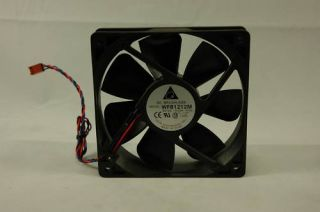Delta Electronics WFB1212M 12V DC Brushless Fan
