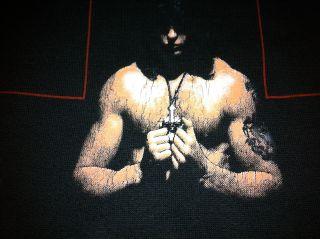 Danzig Original ©1990 Vintage sweat Shirt Ultra RARE Tour Misfits