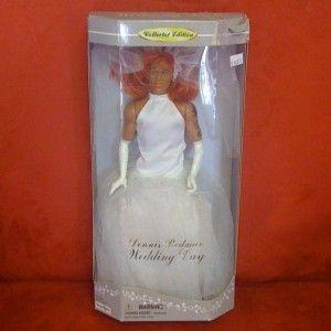 dennis rodman doll wedding day street players bride