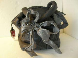Bath Body Works 2010 V I P Black Friday Grey Tote Bag w Products New
