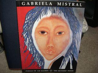Poemas de Las Madres by Gabriela Mistral 1996 SC