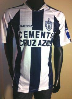 CRUZ AZUL PACHUCA CLUB DE FUTBOL JERSEY FOOTBALL SOCCER XLARGE MEXICO