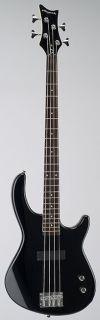Dean E09 CBK Edge 09 5 String Black Electric Bass Guitar