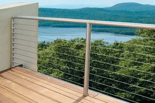 Stainless Steel Railing Deck Railing Cable Rail