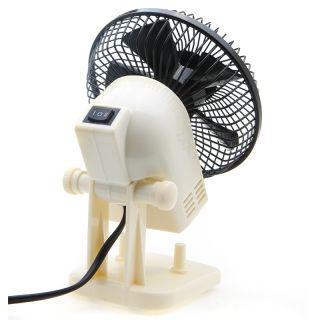Powerful Mini Electric Desk Cooler Fan Nail Art Dryer