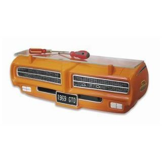 1969 Pontiac GTO Judge Front Bumper Wall Shelf Decor
