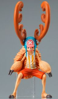 One Piece Super Styling Great Decisive Battle Chopper Horn Point Anime