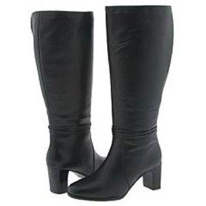 women s david tate daytona 19 black boots nib