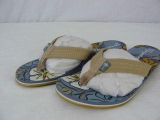 Margaritaville Womens Delano Sandal Shoe Khaki Size 6 M