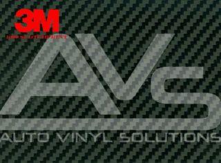 details 3m 1080 carbon fiber vinyl wrap film 12 x60